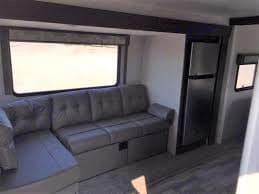 Great indoor and outdoor living. Forest River Wildwood 2020
