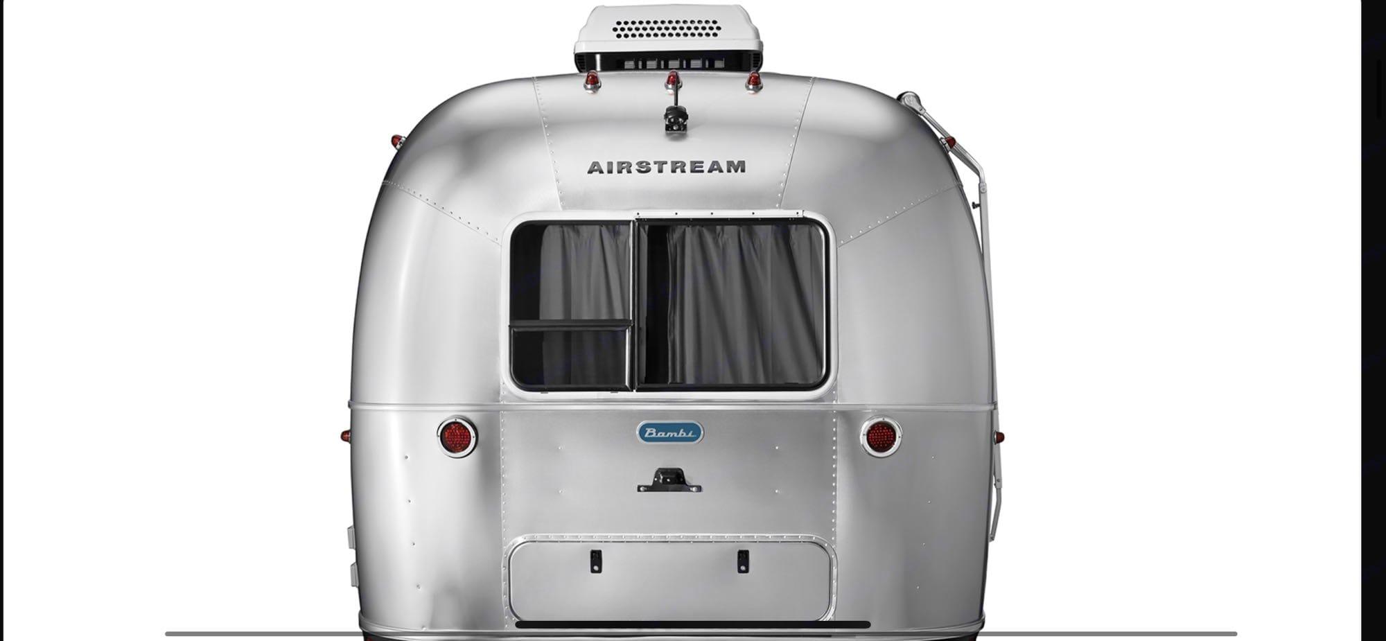 Airstream Sport 2015