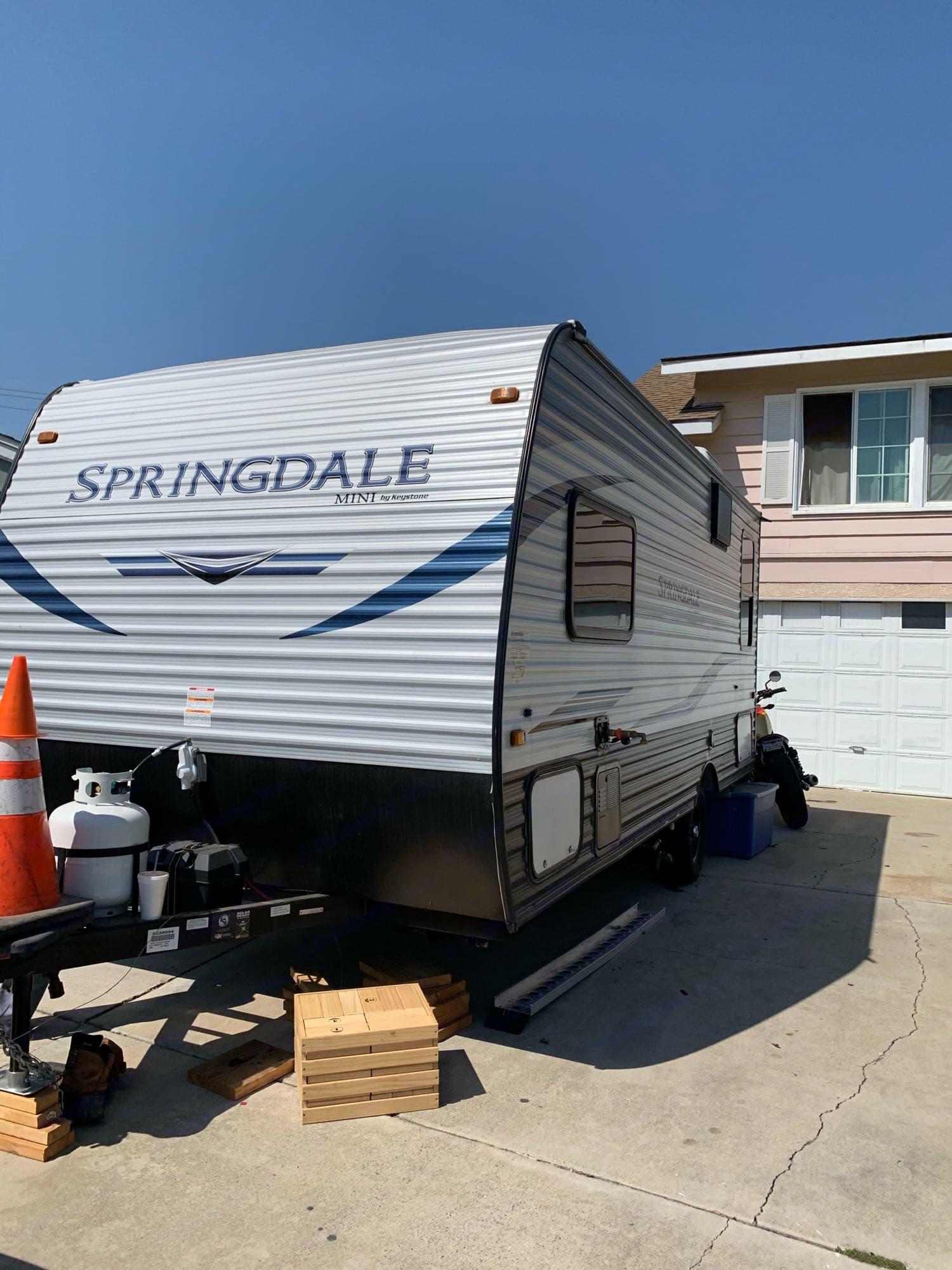 Keystone Springdale 2020