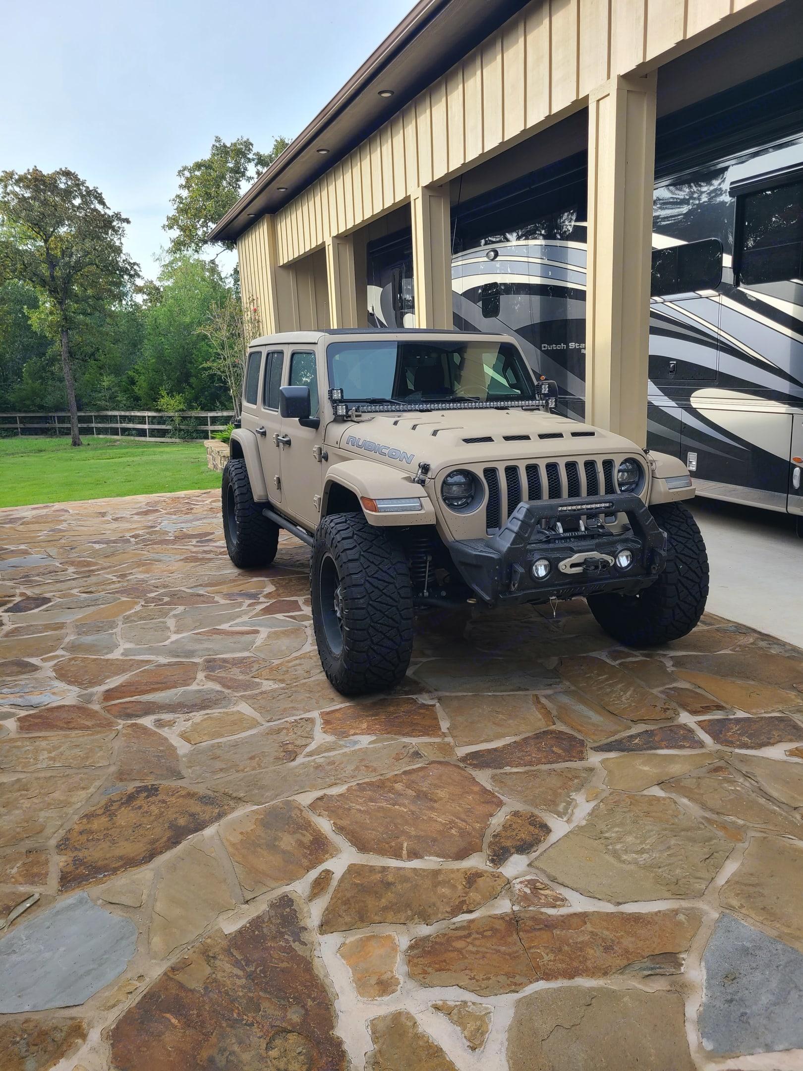 Jeep Wrangler Rubicon 2020