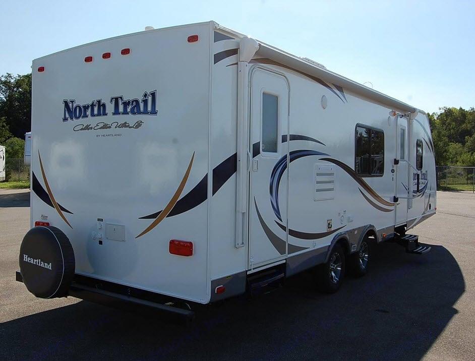 Northland Industries Northern Lite 8.5 2012
