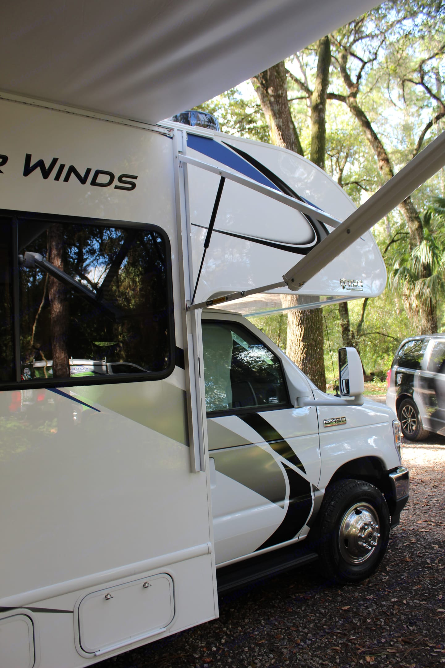 Thor Motor Coach Four Winds 2021