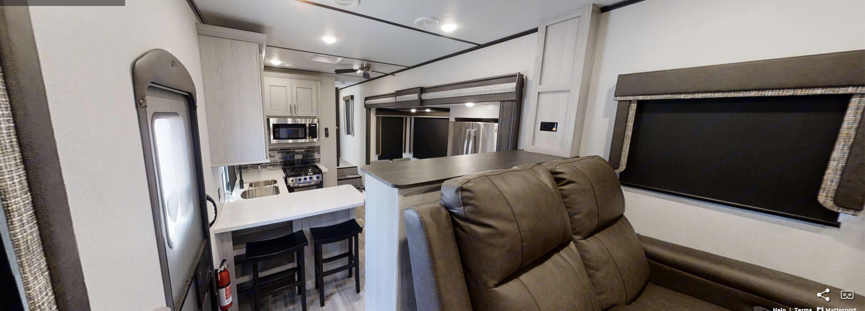 Keystone RV Company Montana Grand Design 383 TH 2021