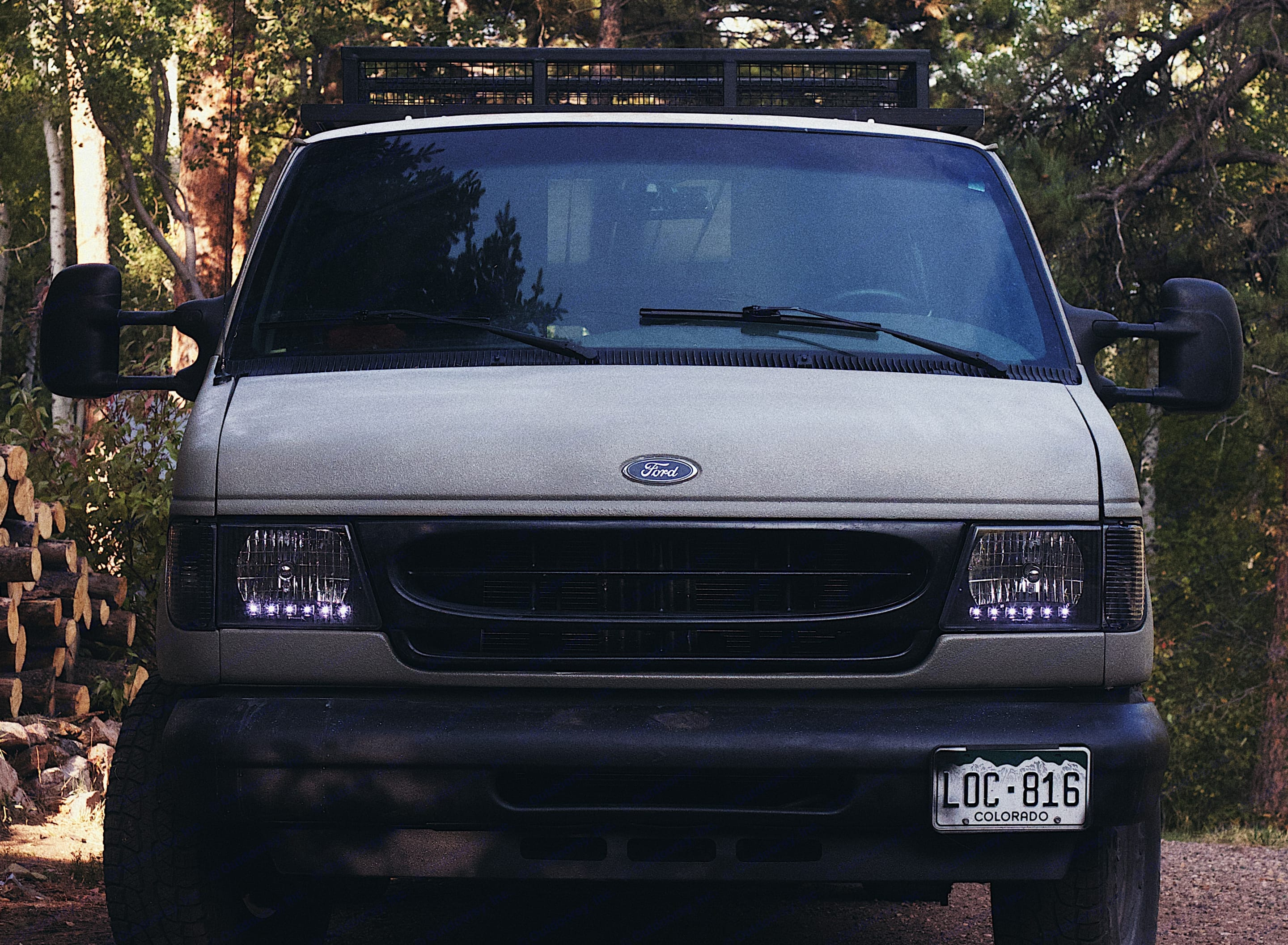 Ford Ford E350 2000