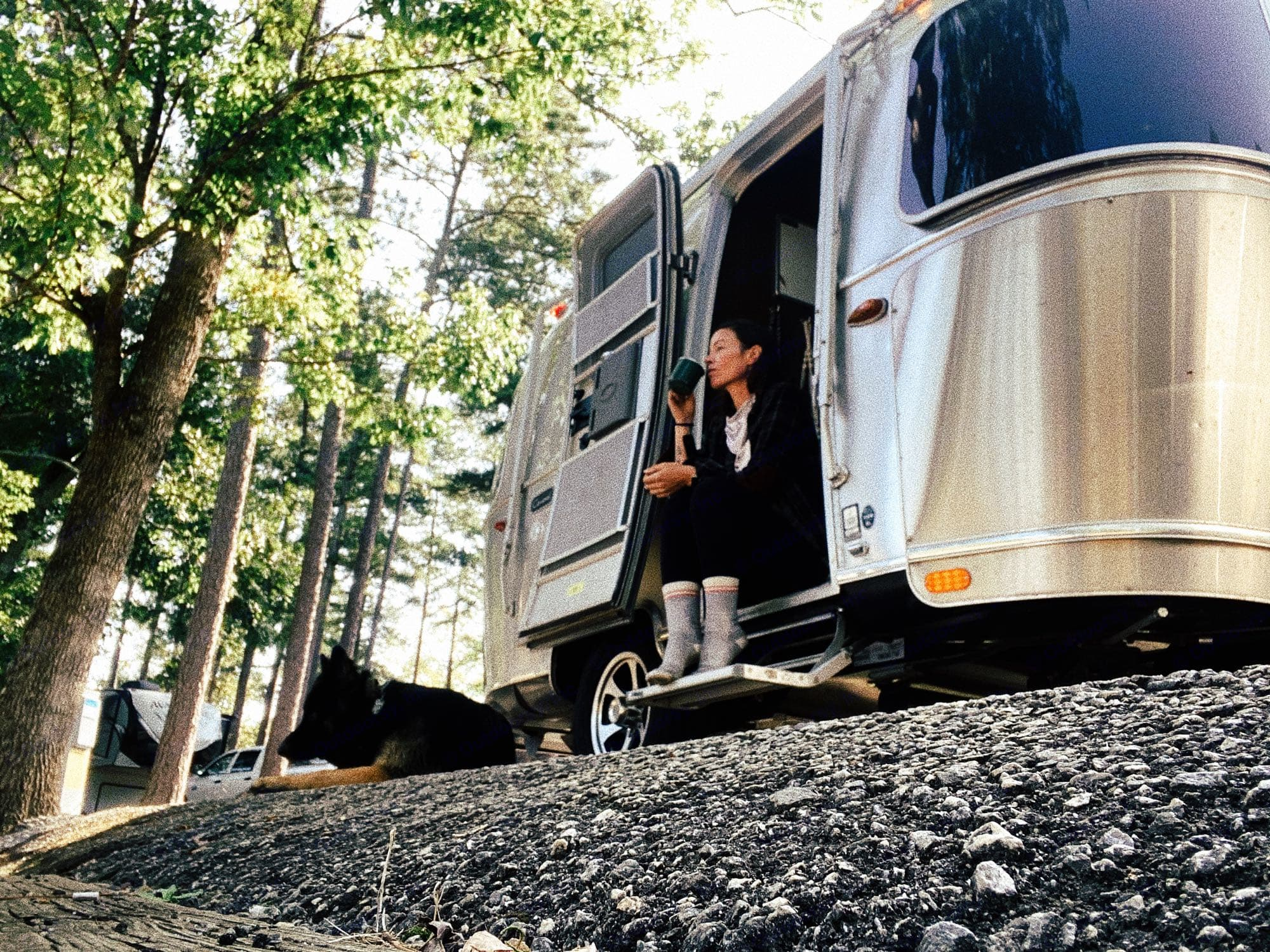 Dreamy Streamy. Airstream Caravelle 2020