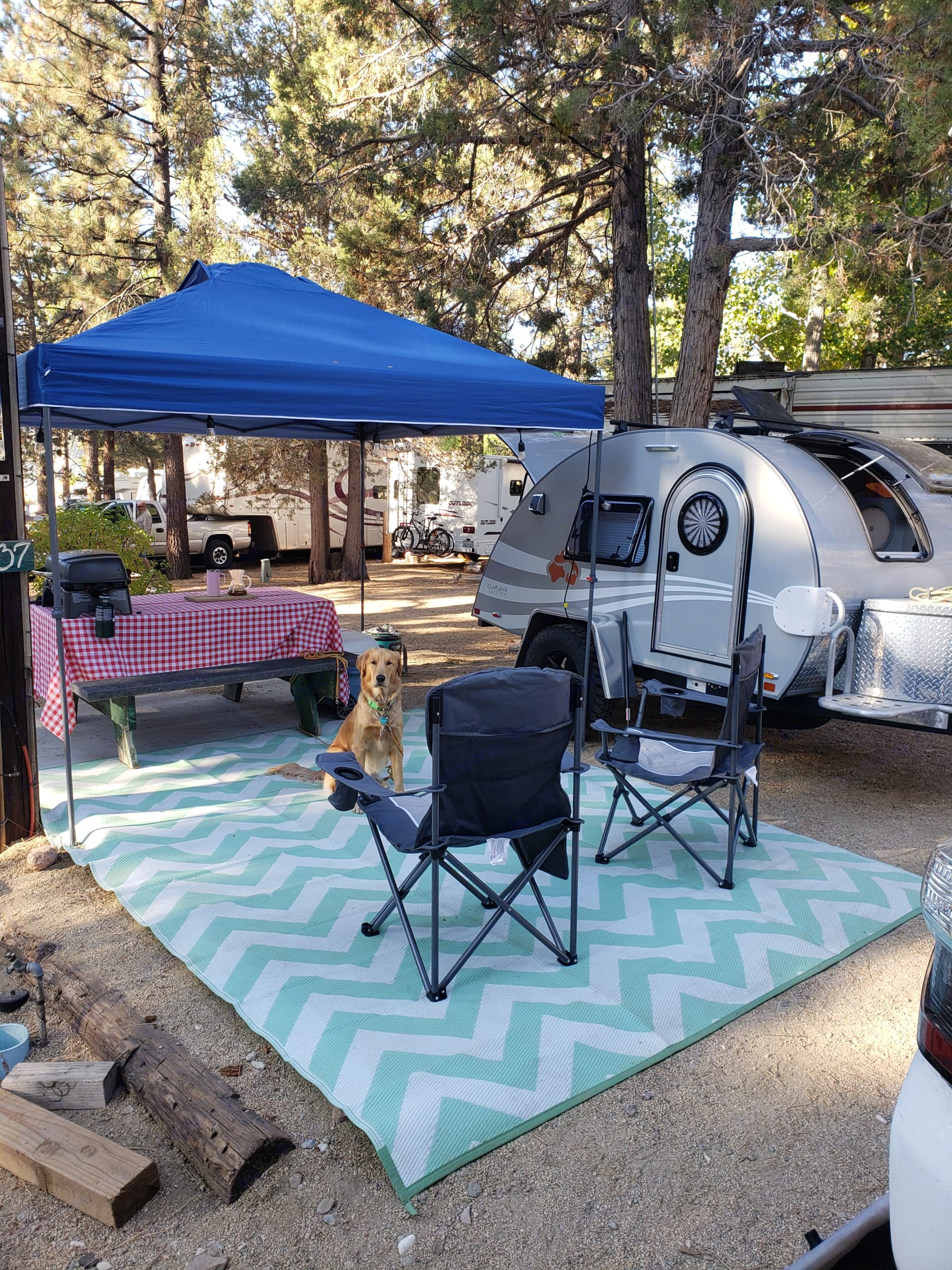 Camp in Big Bear. Other Other 2018