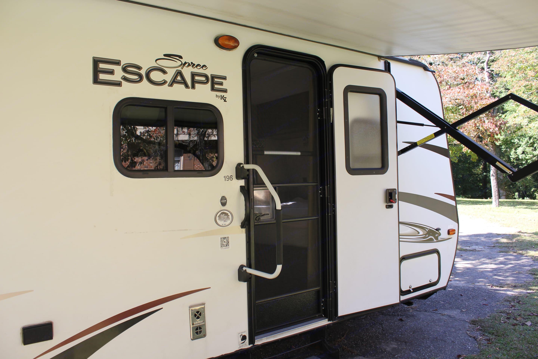 K-Z Manufacturing Escape 2016