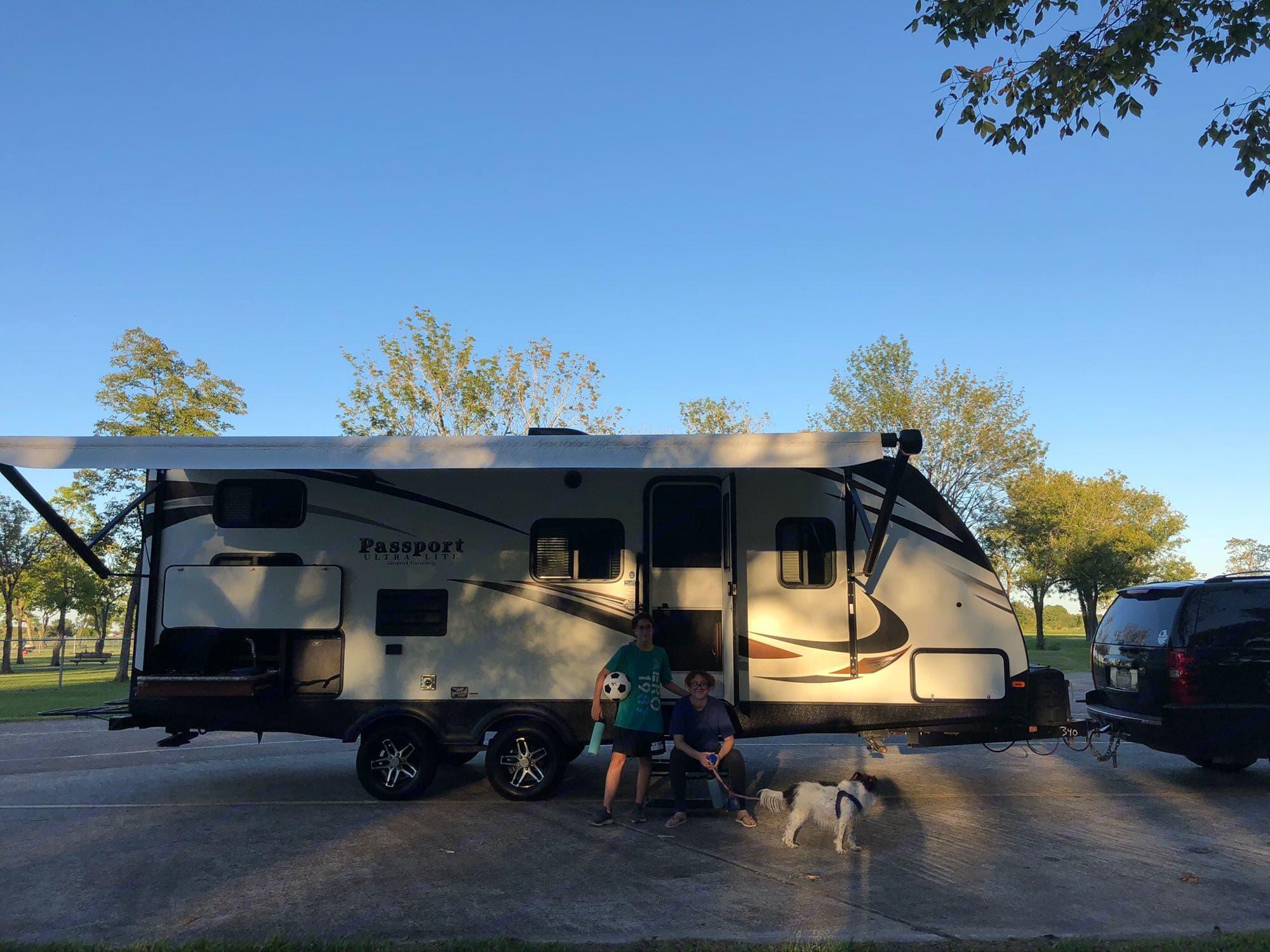 Keystone Passport Grand Touring 2400BH 2017