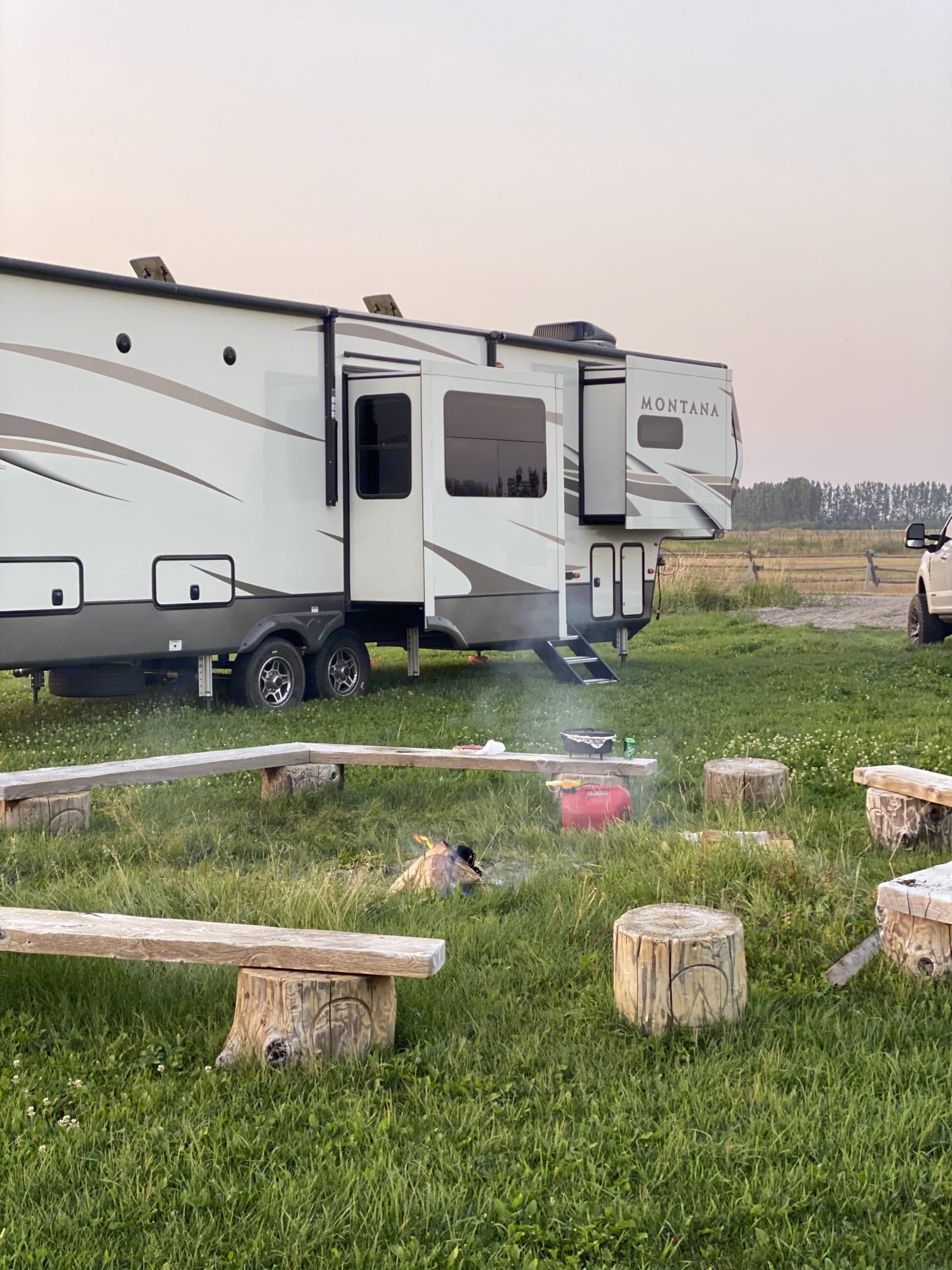 Keystone Montana 2020