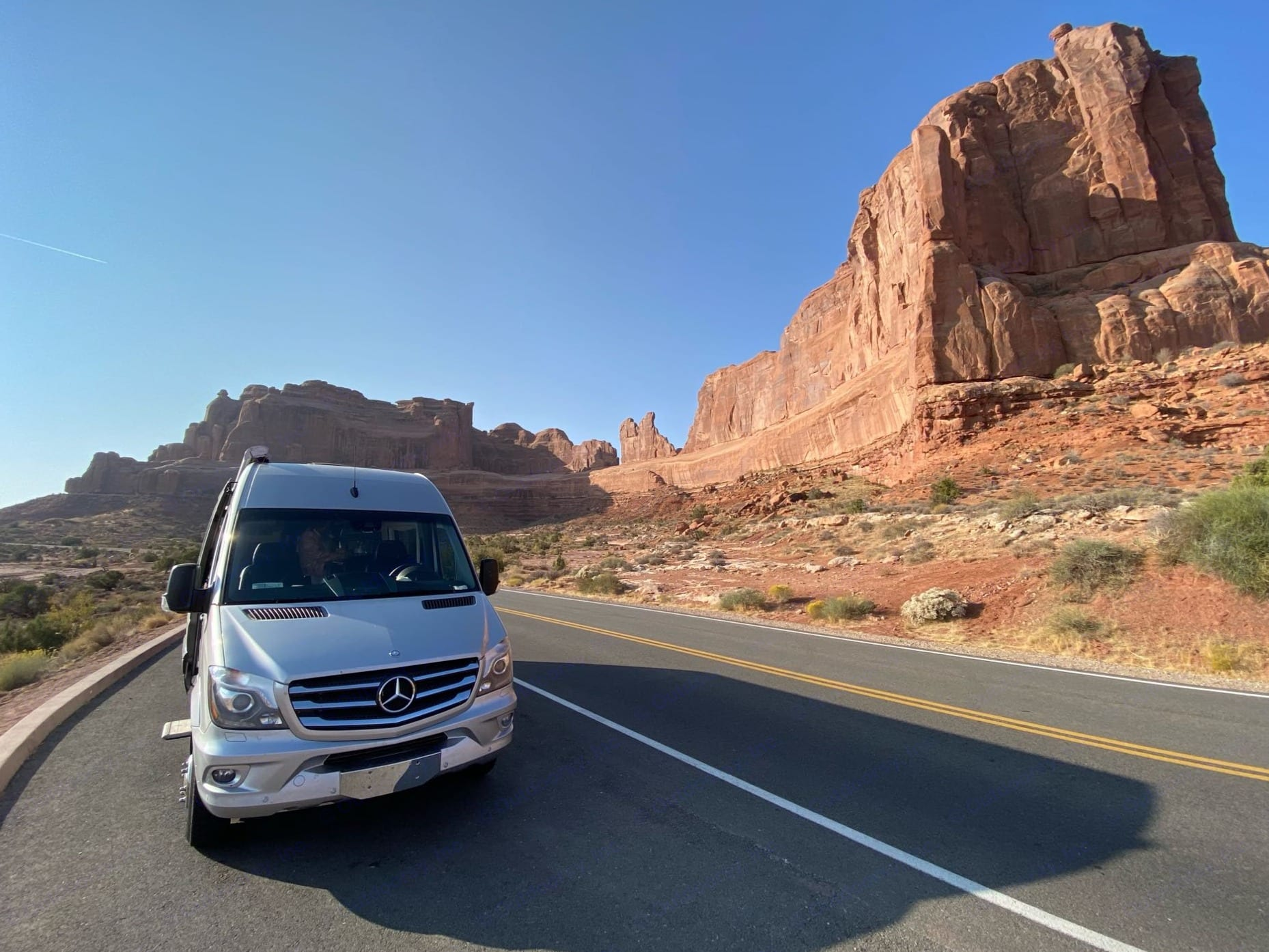 On the Road ... What a wonderful trip!. Airstream Interstate 19 2021