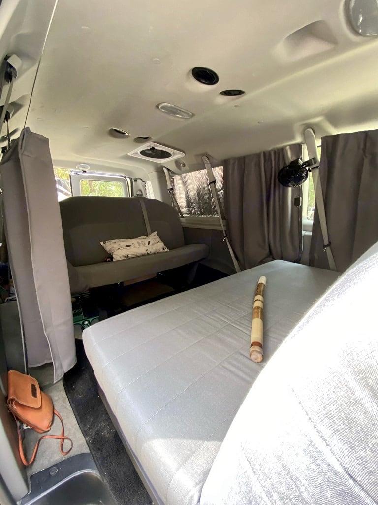 Ford Campervan 2013