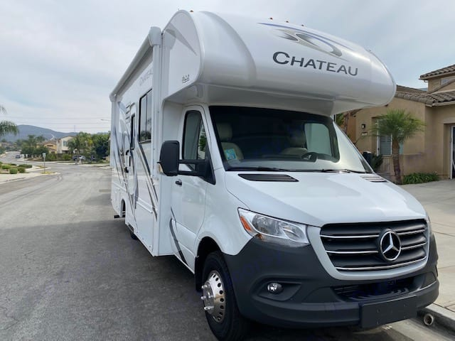 2021 Chateau Diesel Sprinter Class C. Thor Motor Coach Chateau 2021