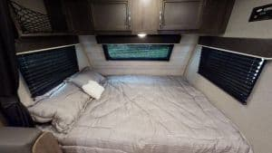 Queen Bed. Jayco 184BS 2021