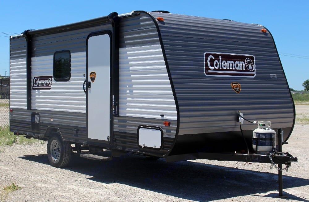 Coleman 17b 2021