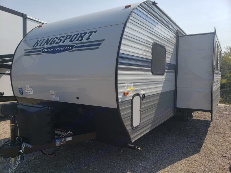 FRONT VIEW . Gulf Stream Kingsport 2021