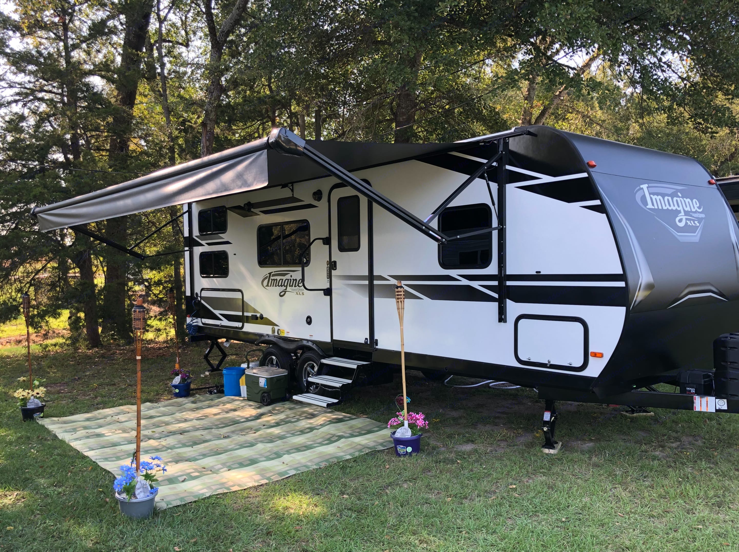 Our first camping trip.. Grand Design Other 2021