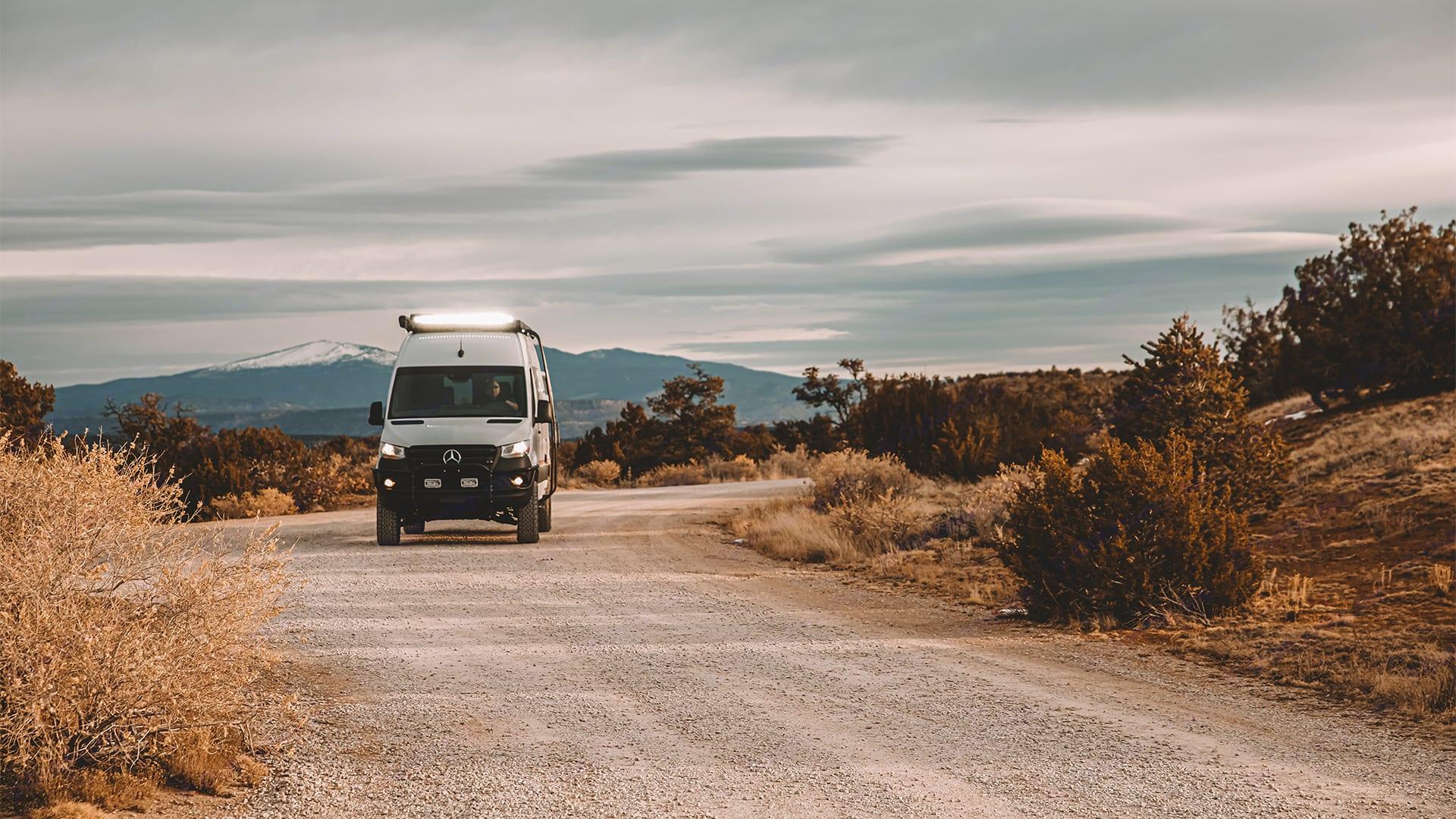 Mercedes-Benz Storyteller Overland Beast MODE 4x4 2021
