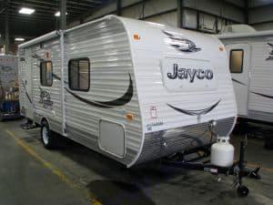 Exterior right side. Jayco Jay Flight SLX Series M-195RB 2015