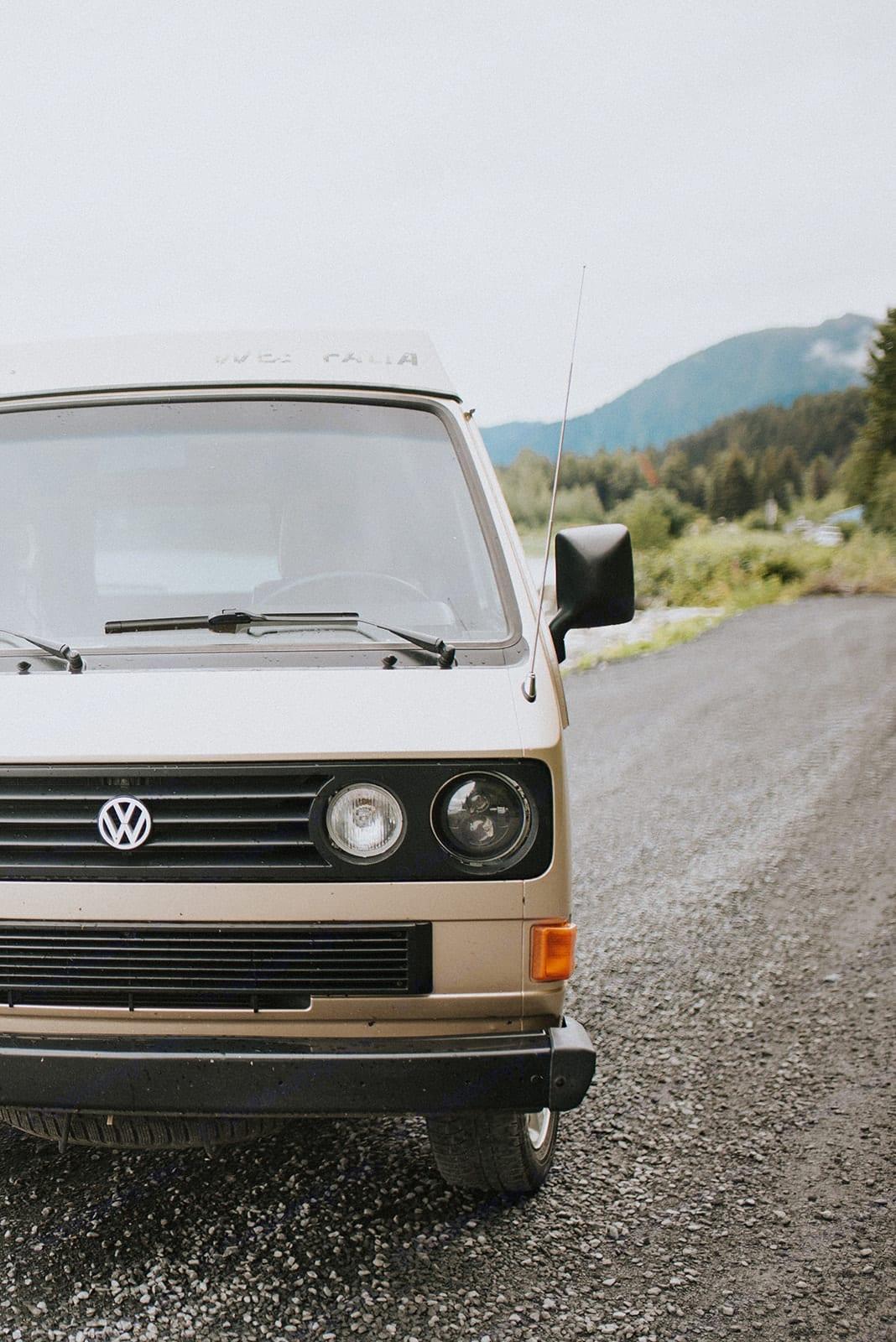 Volkswagen Synchro 1986