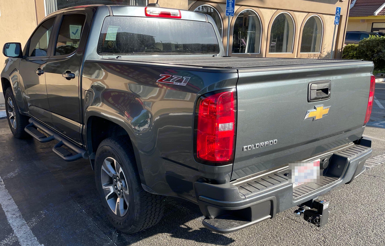 Chevy Colorado 2015