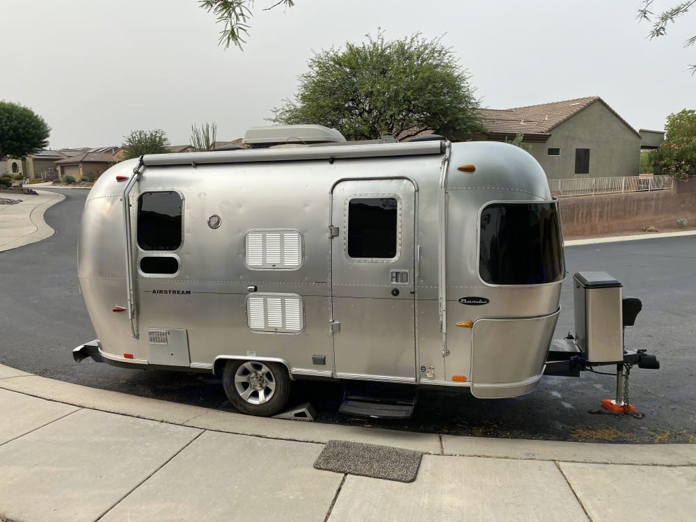 Airstream Flying Cloud 2009