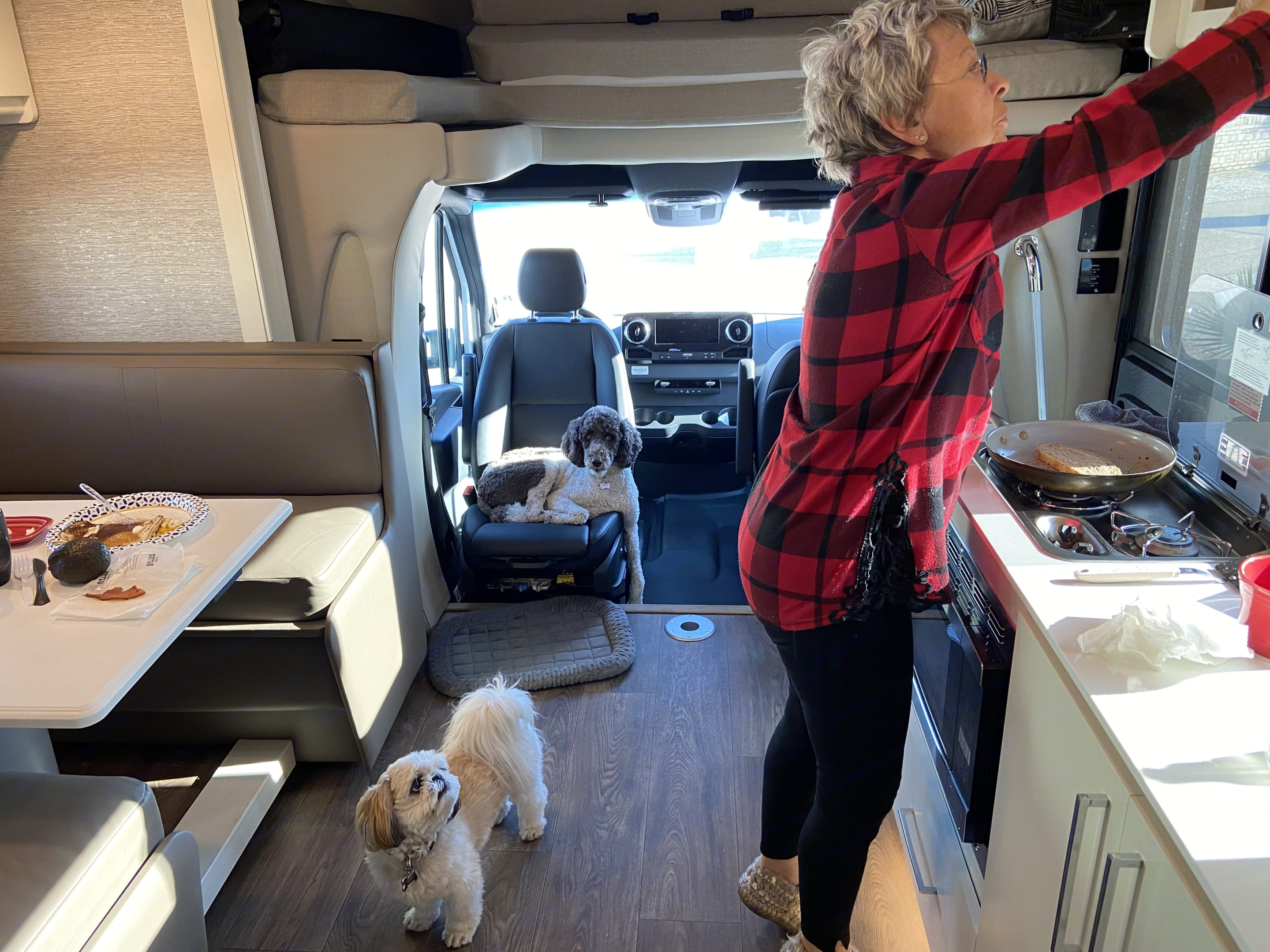 Doing life inside my RV. Tiffin Motorhomes Other 2020
