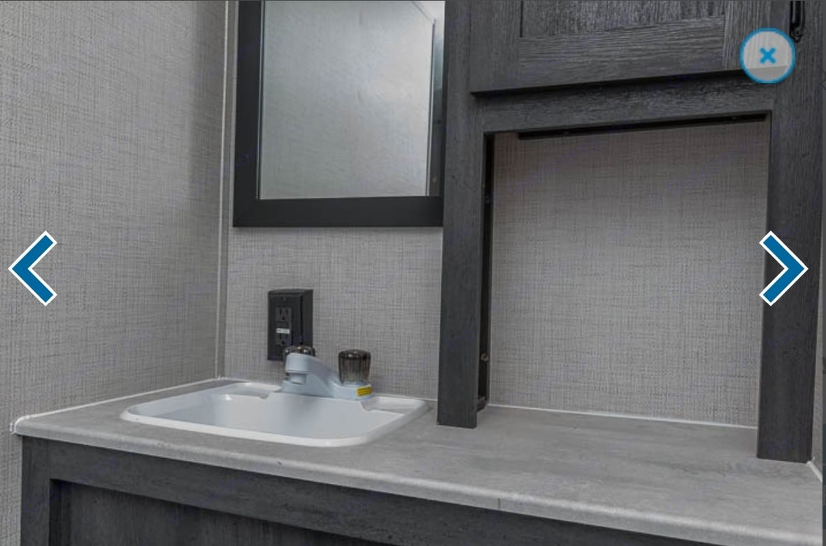 Bathroom. Forest River Other 2021