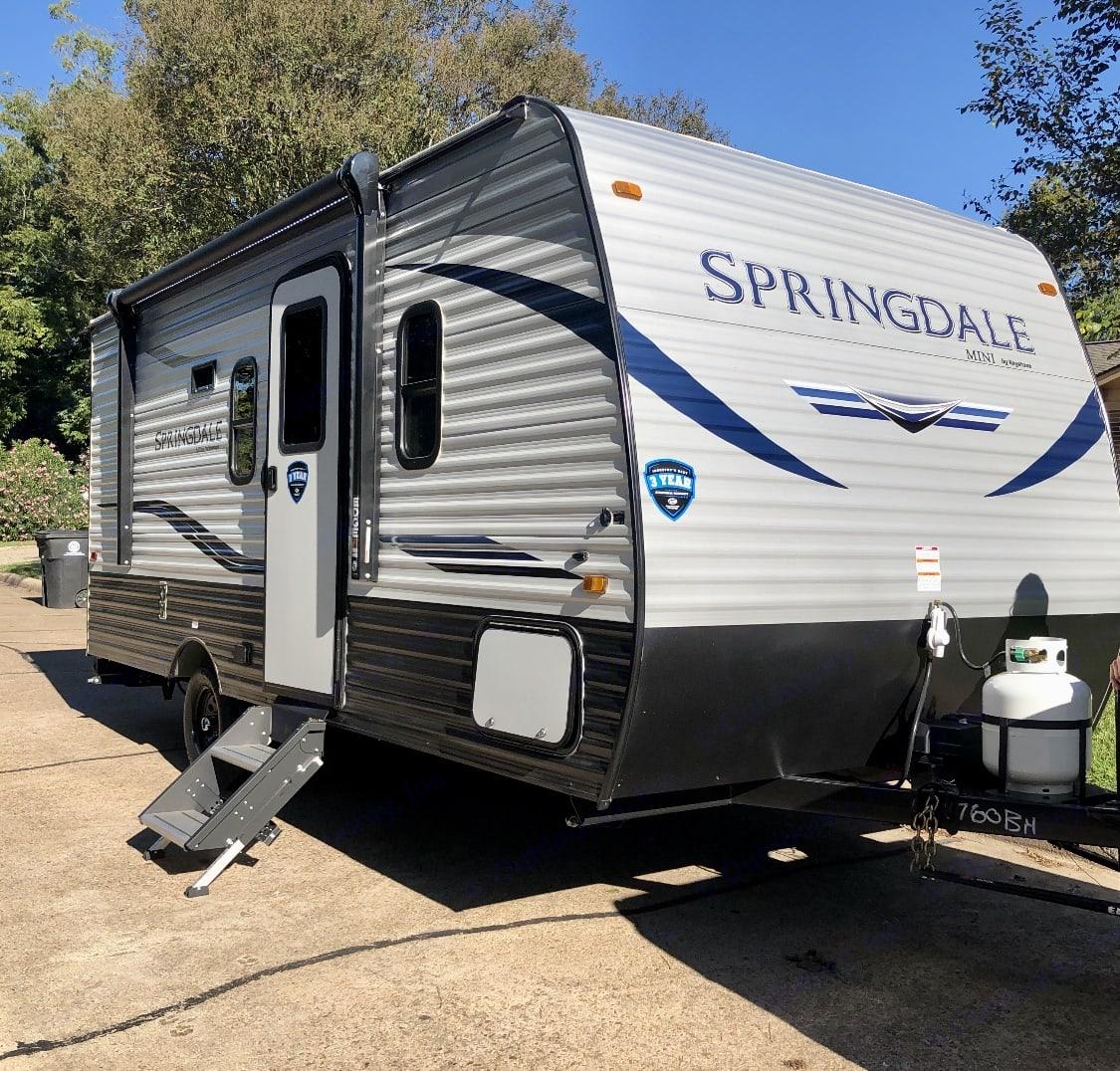 Keystone Springdale Springdale 1760 BH 2021