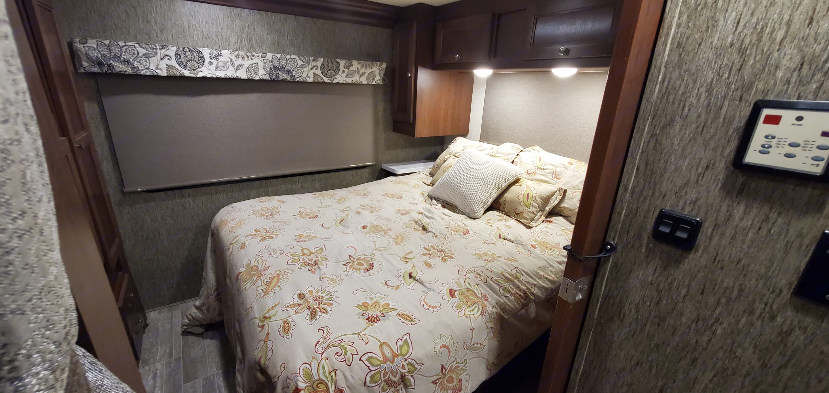 Bedroom - Bedding may be different during your stay. Forest River Forester 2019