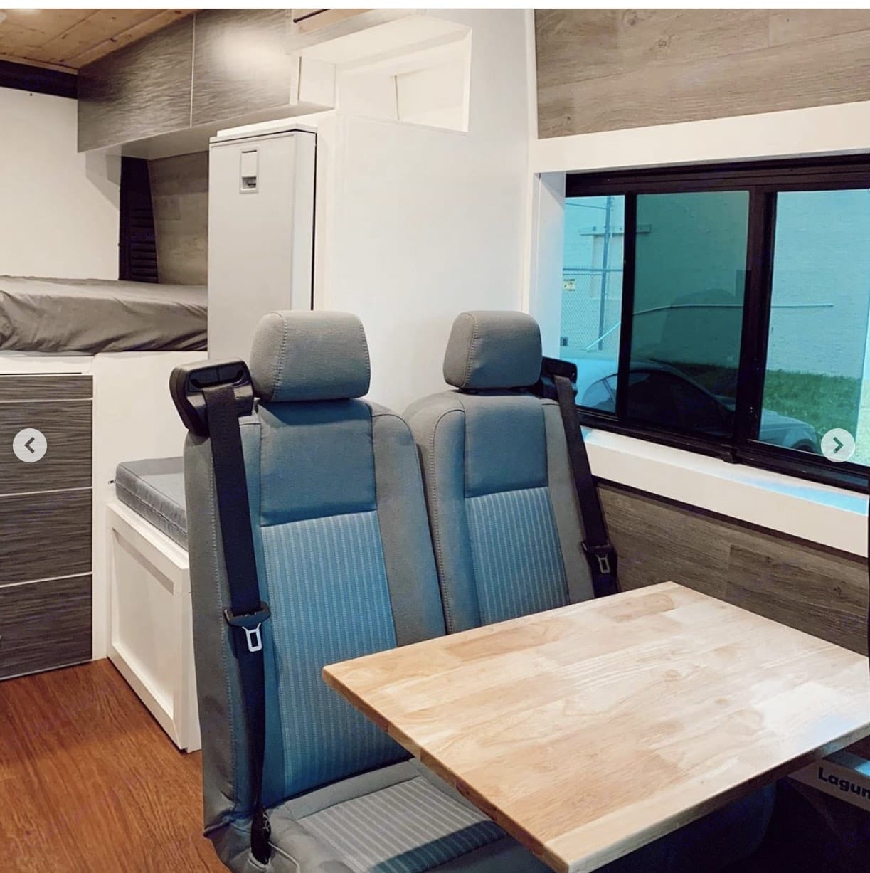 Comfy seats are child-safe.. Dodge Promaster 2019
