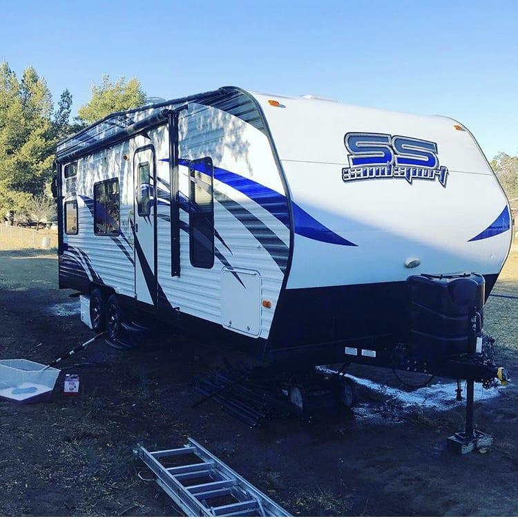 Pacific Coachworks Sandsport 2015