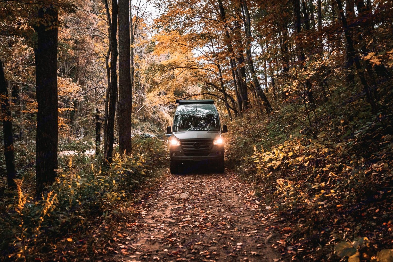 Mercedes-Benz Storyteller Overland Stealth MODE 4x4 2021