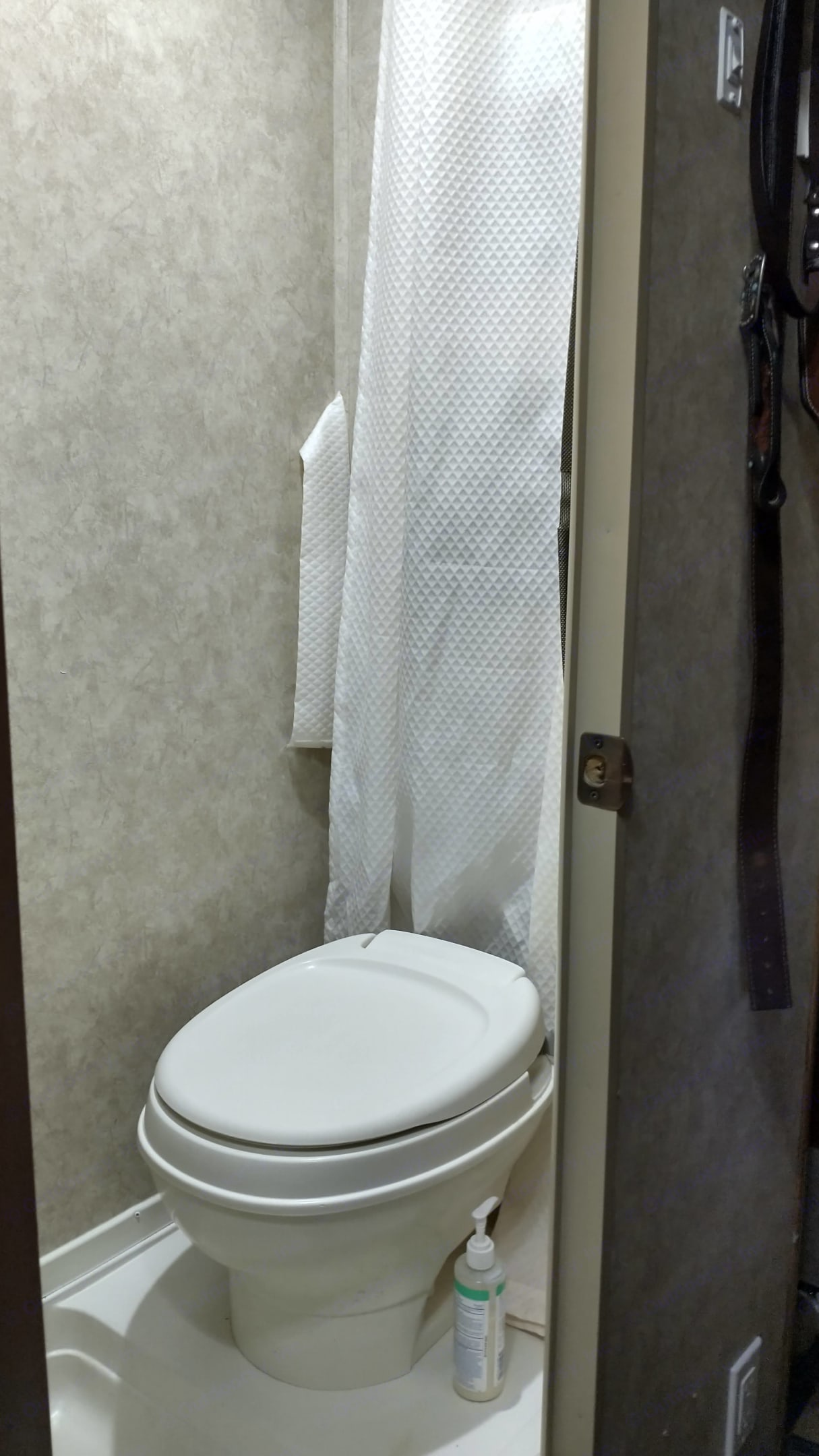 Another pic of bathroom. Forest River R-Pod 2011