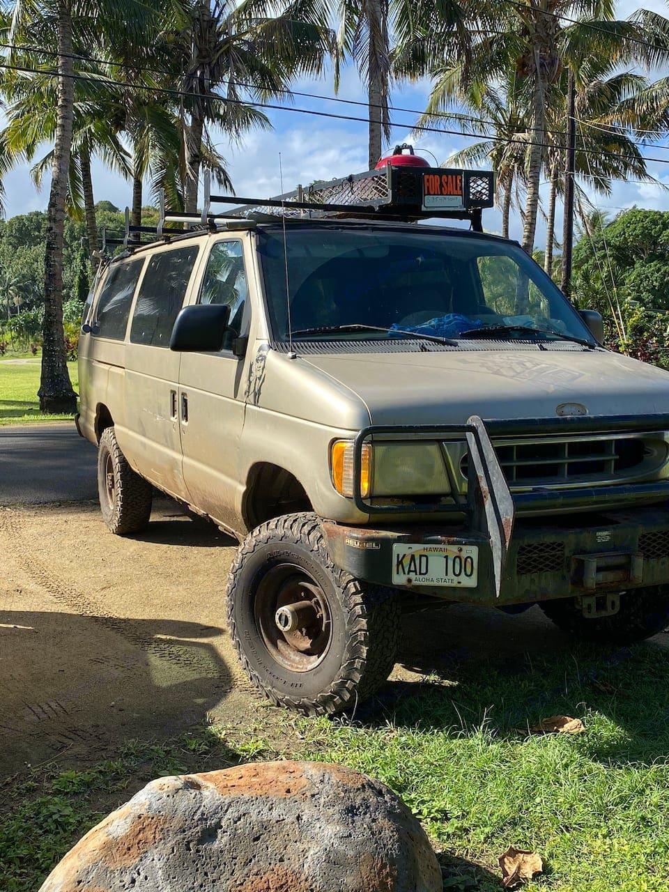 Ford Camper Van 2000