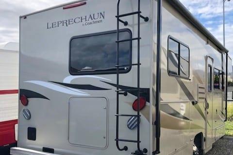 Coachmen Leprechaun 2019