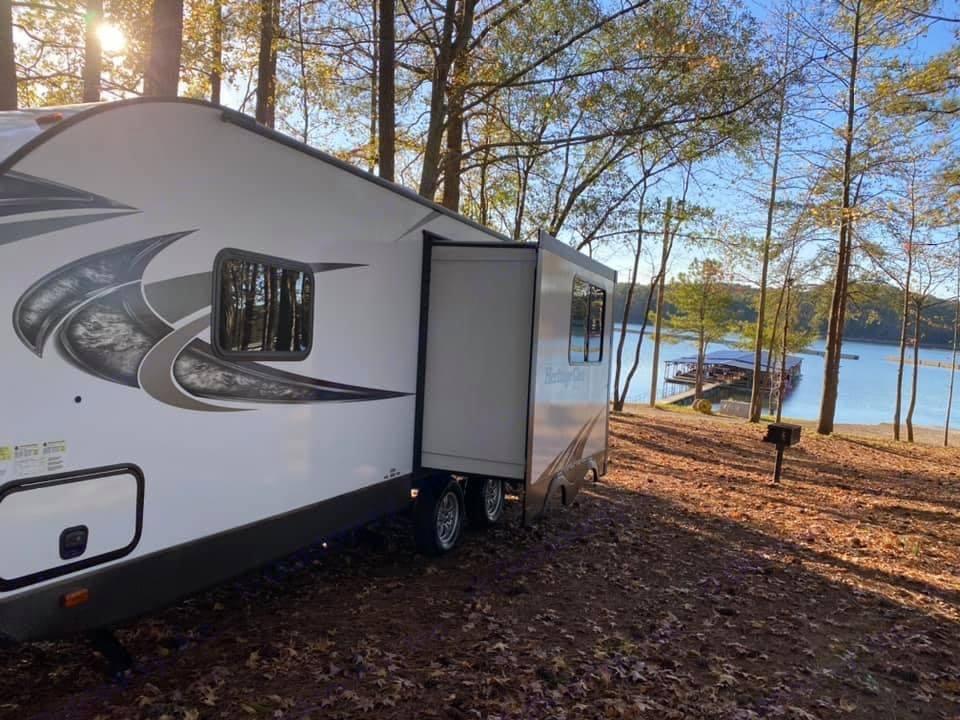 Forest River Wildwood Heritage Glen 2018