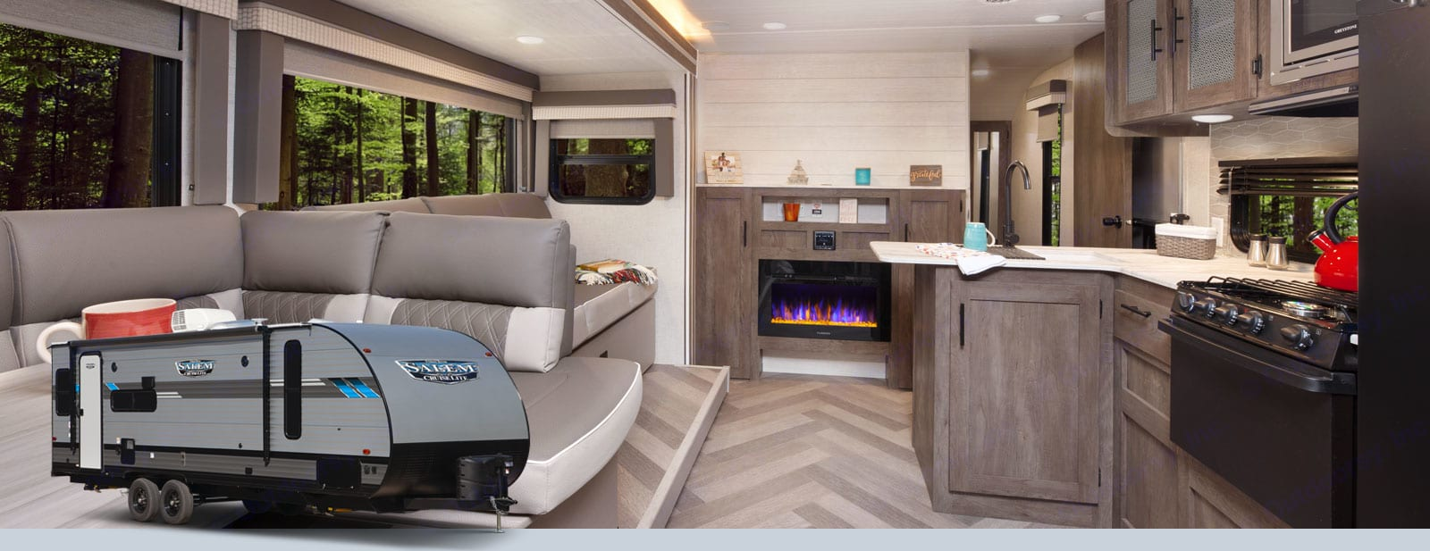 Forest River Cruise Lite 2021