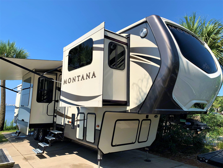 Keystone Montana 2016