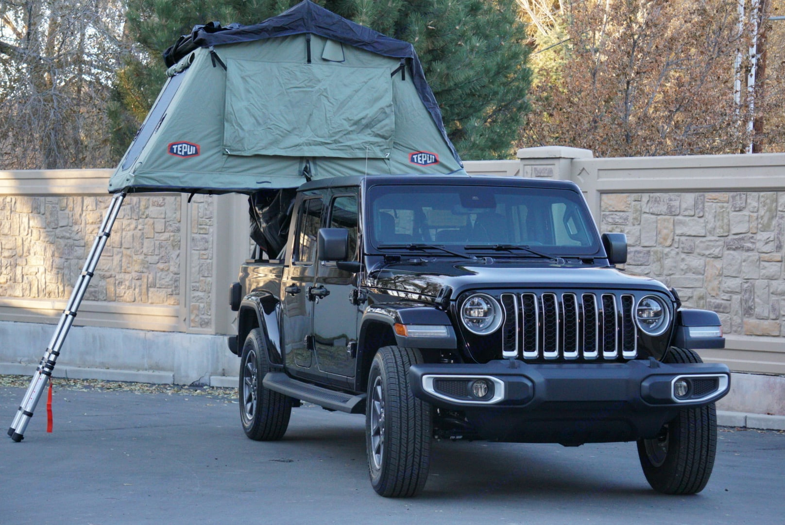 Jeep Gladitor 2020
