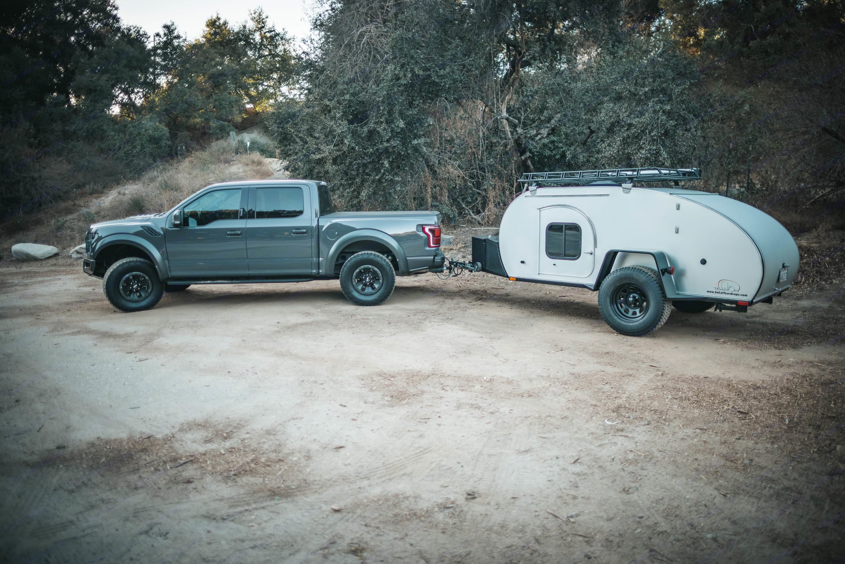 Such a fun outing!!. So-Cal Teardrops So Cal Delux Off Road Edition 2010