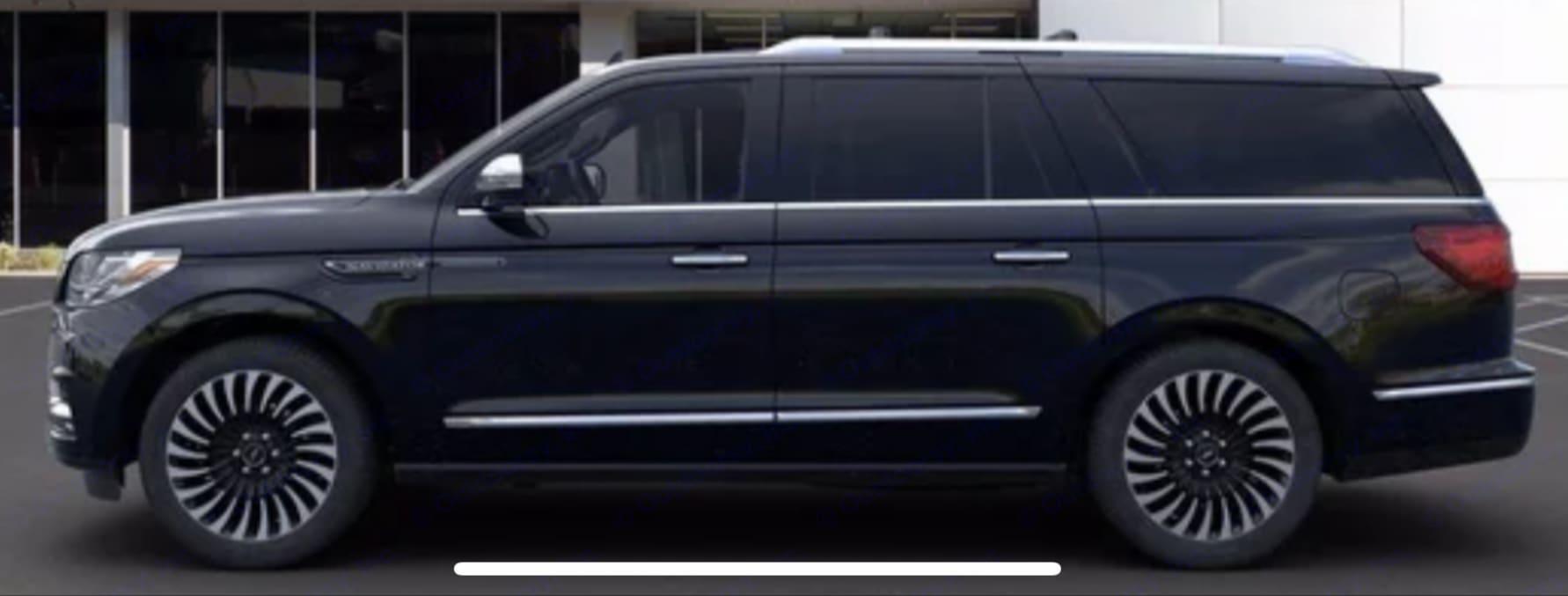 Lincoln Navigator L 2019