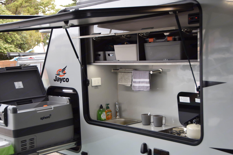Jayco Cross Trak 2020