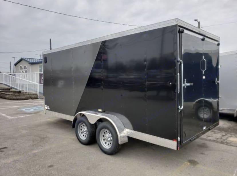 Mirage Cargo trailer 2019