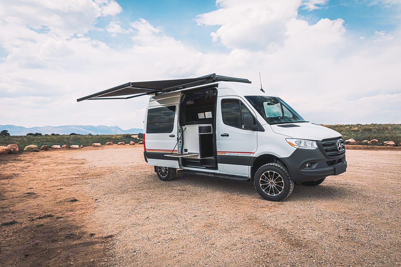 Mercedes-Benz Storyteller Overland MODE 4x4 2021