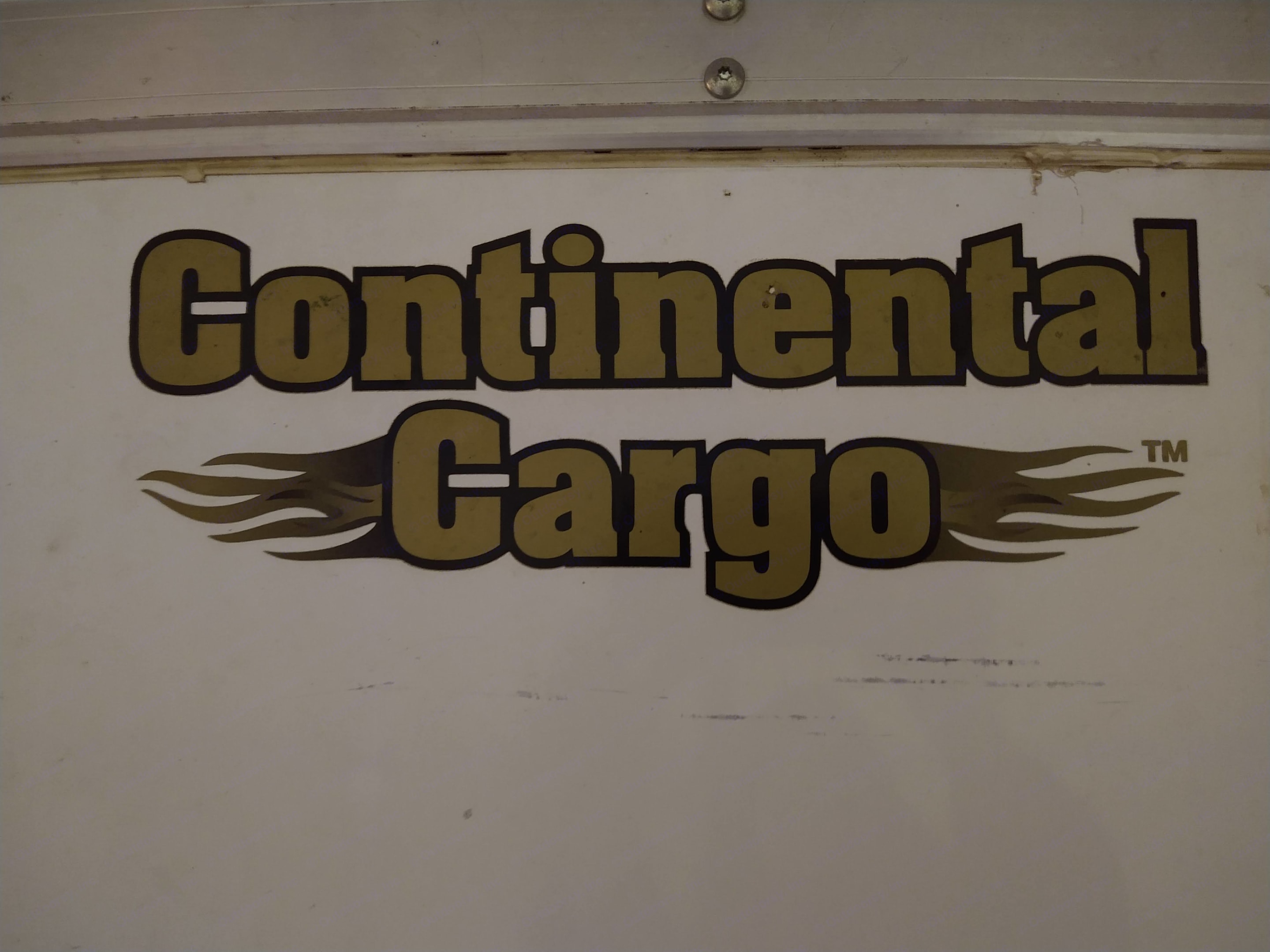 Forest River Continental Cargo 2007