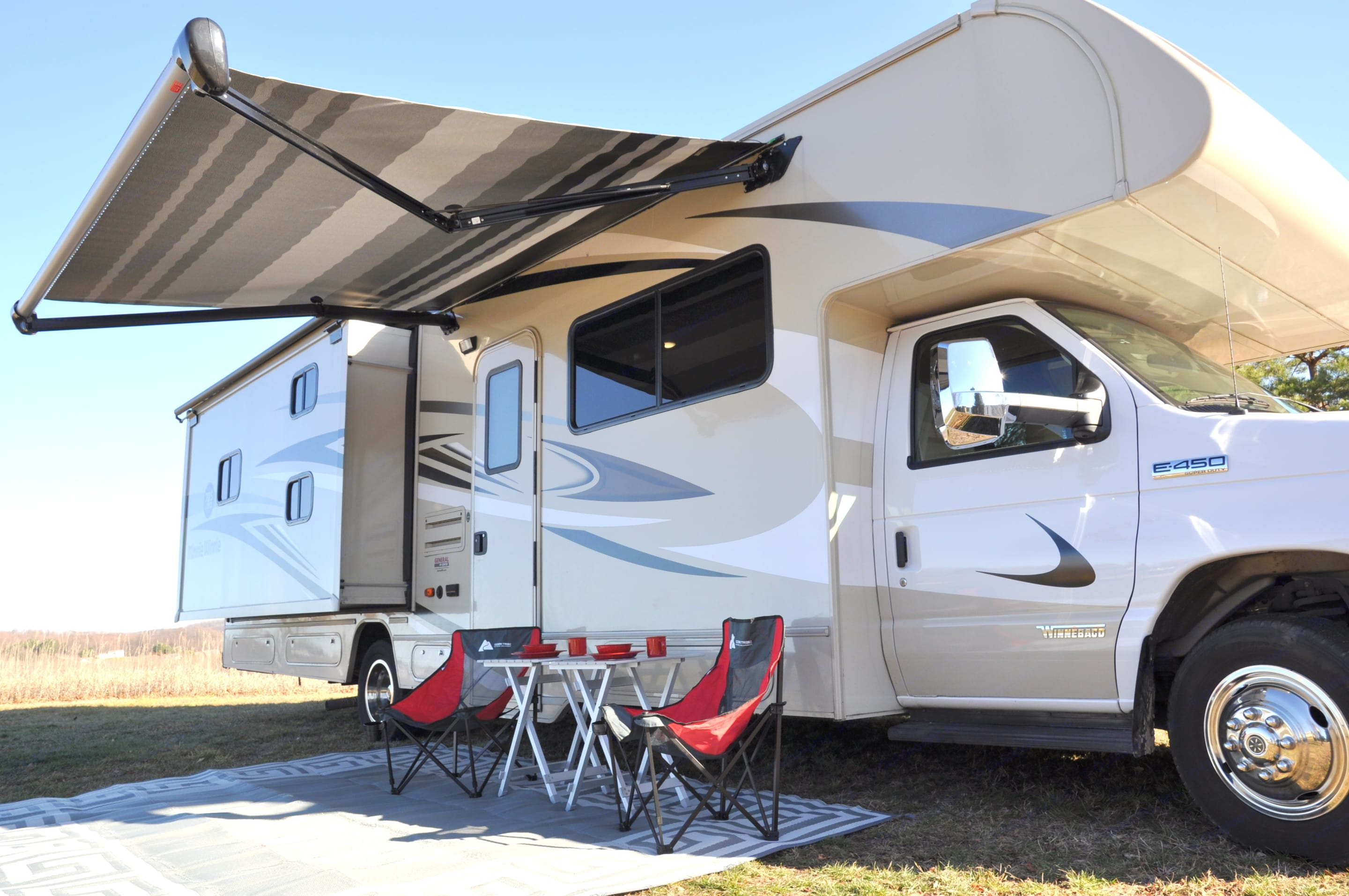 Here is your ticket to FUN on the road- the easy way!. Winnebago Minnie Winnie 2020