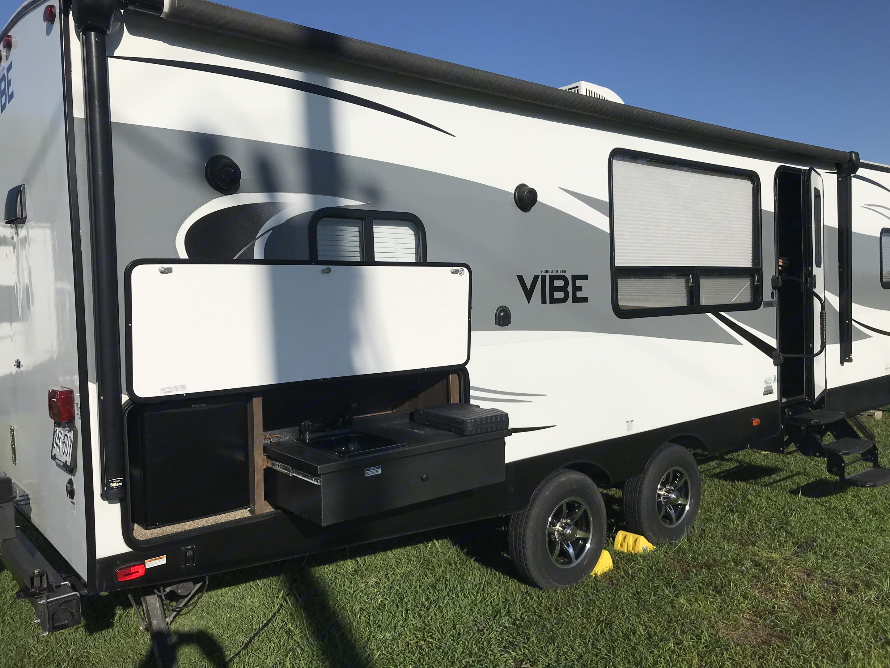 Forest River Vibe 2018