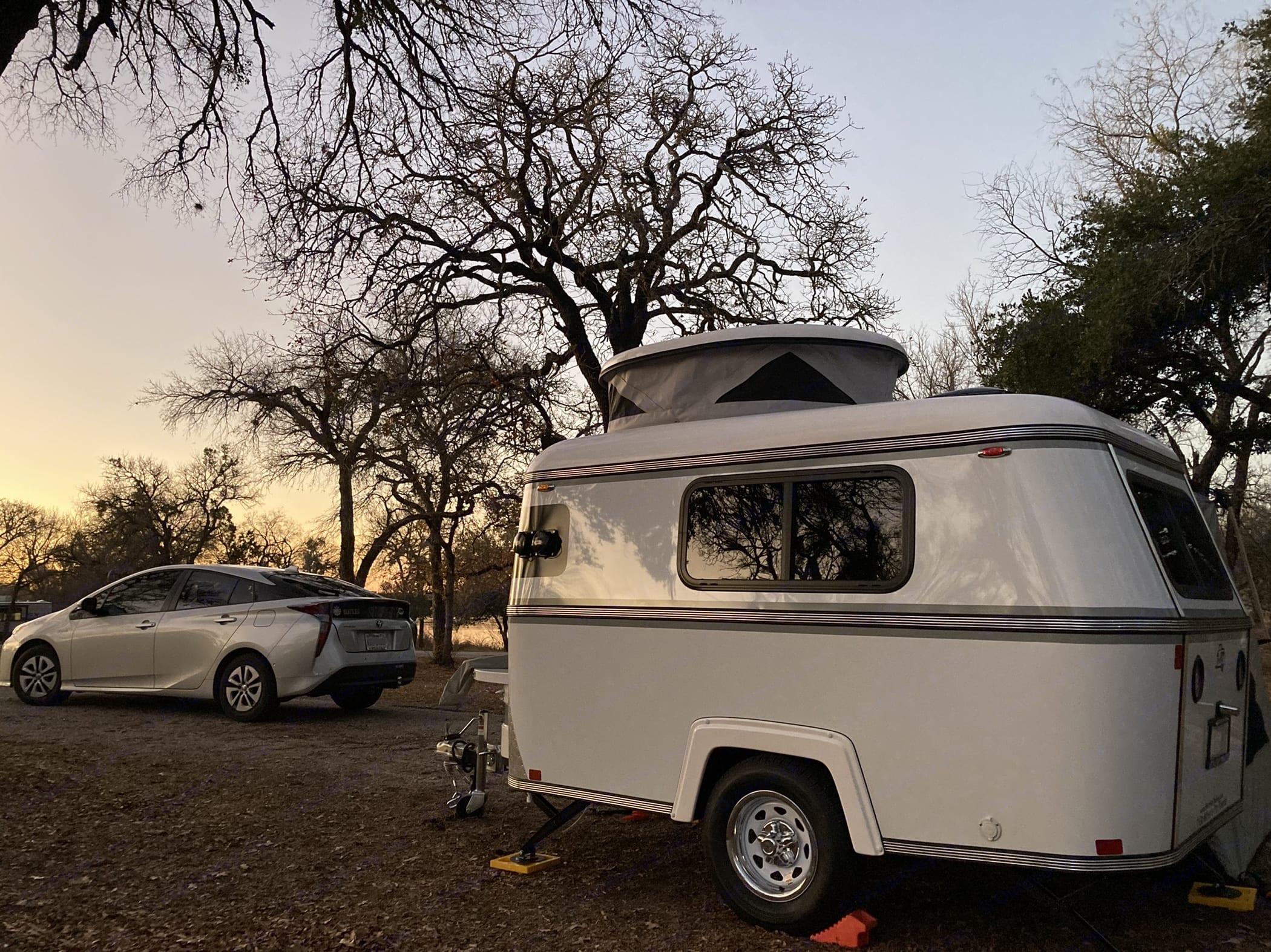 Meerkat Mini trailer 2020