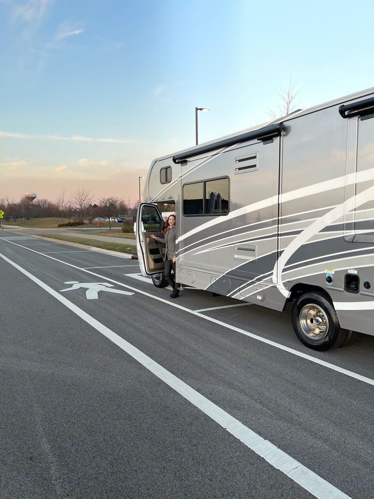 This could be you hitting the road next!. Winnebago Minnie Winnie 26T (the new floor plan!) 2021