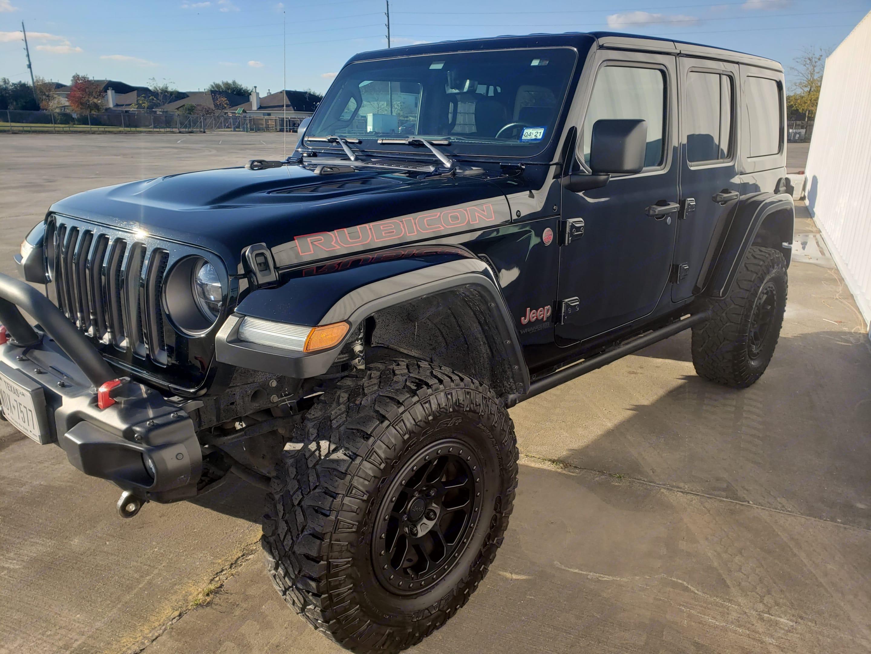 Jeep Wrangler Unlimited JL Rubicon 2018